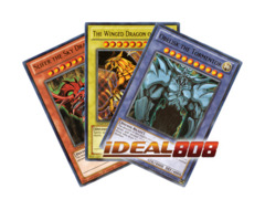 LC01 3-Card Egyptian God Set (Slifer, Obelisk, Winged Dragon of Ra)