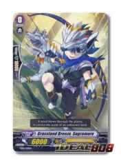 Grassland Breeze, Sagramore - TD05/014EN - TD (common ver.)