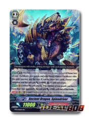 Ancient Dragon, Spinodriver - BT11/012EN - RR