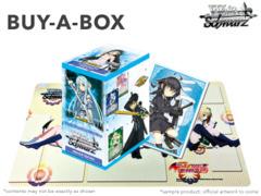 Weiss Schwarz SAO Buy-A-Box - Get x1 Sword Art Online Re: Edit Booster Box + Bonus Playmat & Sleeves