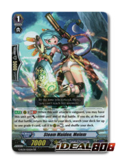Steam Maiden, Melem - G-RC01/025EN - RR