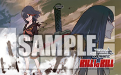 Weiss Schwarz KLK/S27 Kill la Kill Case Promo Playmat
