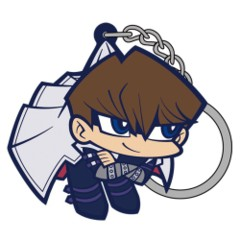 Yugioh Duel Monsters Tsumamare Key Ring - Seto Kaiba (2015 Version) [#646952]