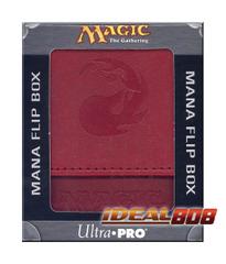 Magic the Gathering Mana Flip Deck Box - Red