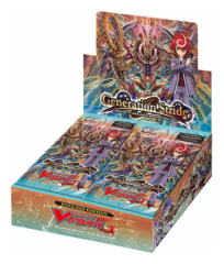 CFV-G-BT01 Generation Stride (English) Cardfight Vanguard G-Booster Box