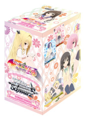 To Loveru Darkness 2nd (English) Weiss Schwarz Booster Box