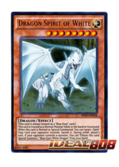 Dragon Spirit of White - SHVI-EN018 - Ultra Rare - Unlimited Edition