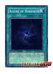 Allure of Darkness - RGBT-ENSE2 - Super Rare - Limited Edition