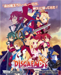 Disgaea D2 (Japanese) Weiss Schwarz Extra Booster Pack on Ideal808