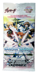 Magical Girl Lyrical Nanoha the Movie 2nd A's (Japanese) Weiss Schwarz Booster Pack