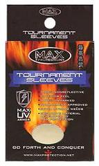 Tournament Titanium Sleeves Large (100ct) on Ideal808