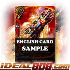 Crimson Fist, Dragoplus [X-BT01A-CP01/0079EN SECRET (FOIL)] English