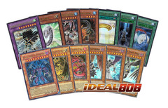 Yugioh Legendary Collection 2 Promo 13-Card Ultra Rare Set on Ideal808