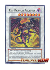 Red Dragon Archfiend - TDGS-EN041 - Ultra Rare - 1st Edition