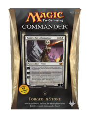 Commander 2014: Forged in Stone (White) feat. Nahiri, the Lithomancer