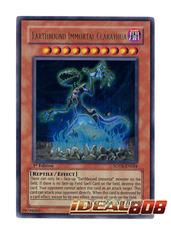 Earthbound Immortal Ccarayhua - SOVR-EN024 - Ultra Rare - 1st Edition