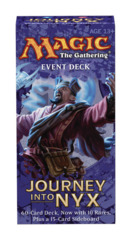 Magic Journey Into Nyx (JOU) Event Deck - Wrath of the Mortals </#MTGJOU> on Ideal808