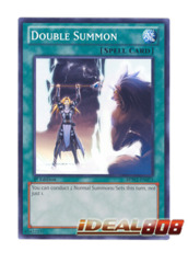 Double Summon - BPW2-EN075 - Common - 1st Edition