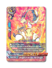 Dragon of the Sun, Bal Dragon [D-BT01/0022EN R (FOIL)] English
