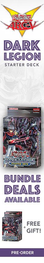 Yu-Gi-Oh! Dark Legion Starter Deck