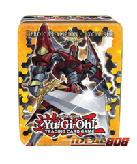 2012 Wave 1 Collector's Tin - Heroic Champion - Excalibur