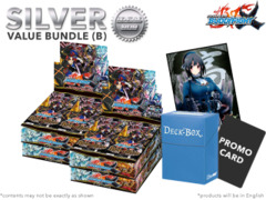 FC-Buddyfight X-BT01 Bundle (B) Silver - Get x4 The Dark Lord's Rebirth! Booster Box + FREE Bonus * PRE-ORDER Ships Apr.21