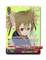 Gathering Materials, Silica [SAO/SE23-E07 R (FOIL)] English