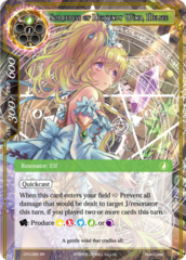 Sorceress of Heavenly Wind, Melfee [CFC-065 SR (Textured Foil)] English