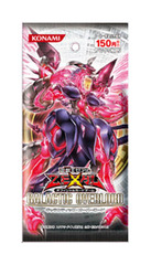 Yugioh Zexal Galactic Overlord Booster Pack (JPN) on Ideal808