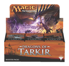 Dragons of Tarkir (DTK) Booster Box