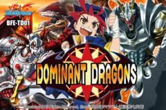 BFE-TD01 Dominant Dragons (English) Future Card Buddyfight Trial Deck
