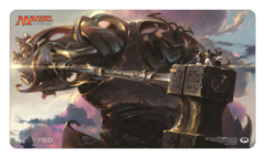 Magic the Gathering Kaladesh Playmat - Cataclysmic Gearhulk (#86418)