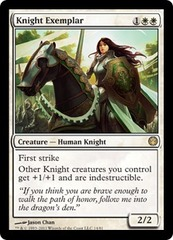 Knight Exemplar on Ideal808