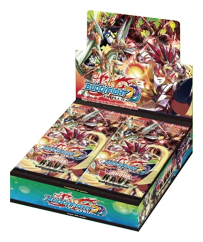 BFE-D-BT01A Buddy Rave (English) Future Card Buddyfight Alternate Booster Box