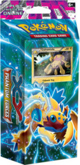 Pokemon XY: Phantom Forces Theme Deck - Bolt Twister (Galvantula)