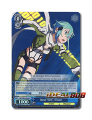 Ideal Self, Sinon [SAO/SE23-E18 R (FOIL)] English