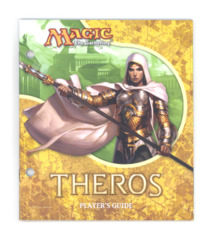 Magic the Gathering Player's Guide w/Checklist - Theros