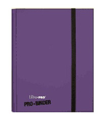 Ultra Pro Premium 9 Pocket Pro Binder - Purple on Ideal808