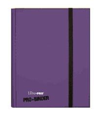 Ultra Pro 9-Pocket Pro Binder - Purple (#82844)