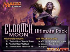 MTGEMN Ultimate Pack - Get x3 Eldritch Moon Booster Box; x1 Fat Pack; & 1 Intro Pack Set + FREE Bonus Items * PRE Ships Jul.22