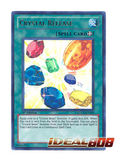 Crystal Release - LCGX-EN169 - Ultra Rare - 1st Edition