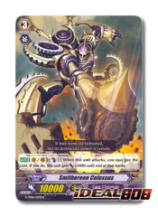 Smithereen Colossus - G-TD01/003EN - TD (common ver.)