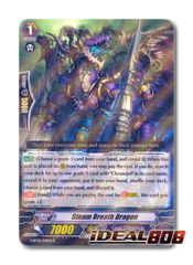 Steam Breath Dragon - G-BT01/041EN - R
