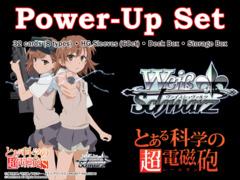 Weiss Schwarz - Power Up Set - A Certain Scientific Railgun S