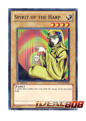 Spirit of the Harp - YS11-EN001 - Common - 1st Edition