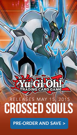 Yugioh Crossed Souls