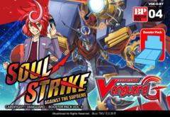 G-BT04 Soul Strike Against The Supreme (English) G-Booster Box ** Pre-Order Ships October 2, 2015