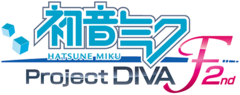 Hatsune Miku: Project DIVA F 2nd (English) Weiss Schwarz Booster Pack