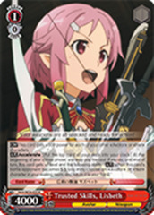 Trusted Skills, Lisbeth [SAO/SE26-E23 R (FOIL)] English