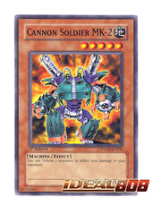 Cannon Soldier MK-2 - Common - PTDN-EN035 (1st Edition) on Ideal808